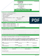 Industry Partner Registration Form
