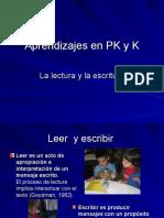 Documents.mx Aprendizajes en Pk y k La Lectura y La Escritura