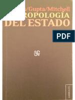 Abrams, Gupta y Motchell. Antropologia Del Estado. Sociedad, economía y política. 2015..pdf