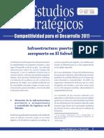 Infraestructura Aeropuerto El Salvador