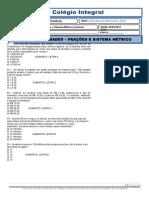 FRAÇÕES E SISTEMA METRICO DECIMAL (LISTA 02).doc