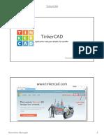 Manual TinkerCAD en Español