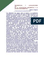 ESPACIOS GEOGRAFICOS Y LOCALIZACIONES EPISTEMOLOGICAS.pdf