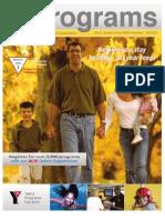 Carl E. Sanders Family YMCA at Buckhead Fall Program Guide