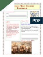 Webwandeling VOC