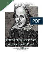 Comedia de las equivocaciones - Shakespeare.pdf