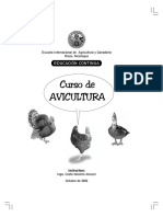 Curso de Avicultura-Navarro