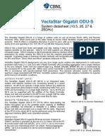 VectaStar ODU S Datasheet 29 Sep 2014