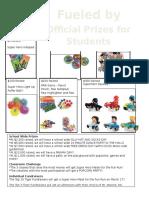 2017 fbf prize sheet