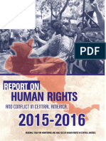 Report on Human Rights and Conflict in Central America