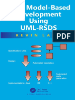 Agile Model-Based Development Using UML-RSDS SAMPLE