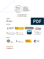 Programa Provisional CIEIC_Universidad de Zaragoza