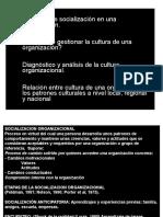 8 - Procesos de Socializacion en Una Organizacion