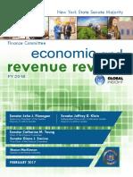 2017 Senate Economic and Revenue Review