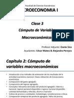 Clase de Macroeconomia SICA