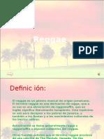 El Reggae ppt