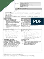 unit assessment plan assignment