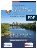 2017 NEHCC Brochure & Registration