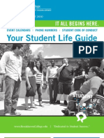 Fall 2010 Student Handbook