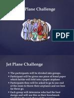 Jet Plane Challenge