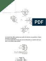 Sistemas de Mecanismos Con Trenes de Engranajes Empleados