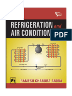 Refrigeration And Air Conditioning By Rajput Ebook