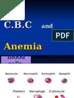 C.B.C  Anemia