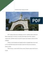 confederate statue news seanclark