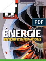 Energie Moteur d'innovations