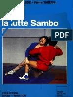 Carbasse Georges - Taberna Pierre - La Lutte Sambo