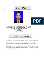 Hoja de Vida Leonel Velasquez Yanez Ok