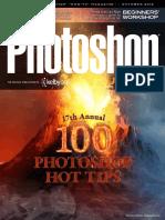 October Photoshop Magazines 2016