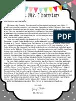 thornton j introduction letter