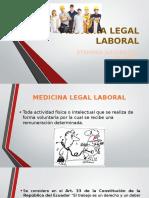 Medicina Legal Laboral