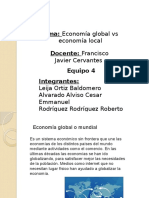 3.0.-Economia Global vs Economia Local