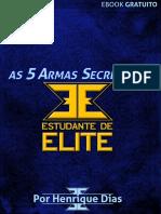 As 5 Armas Secretas v2