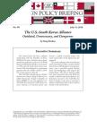 The U.S.-South Korea Alliance