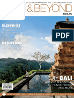 Bali & Beyond Magazine March 2017