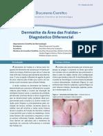 Dermatologia Dermatite Da Rea Das Fraldas