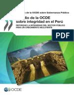 Estudio Sobre Integridad en Perú-OCDE
