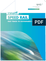 High Speed Brochure