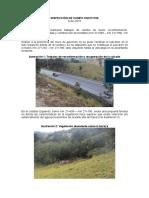 Drenaje Inspección de Campo Km 27
