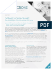 Optimize Your Intranet