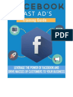 Facebook Fast Ad E Book