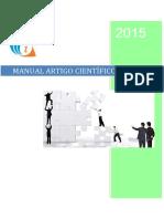 Manual Do Artigo Científico 2015