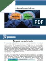 TF13 S01 PP03 Garantías Del Conocimiento Teorías