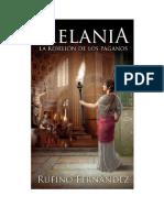 Fernandez Rufino - Melania La Rebelion de Los Paganos