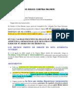 Caso Riggs_palmer Juicio Oral