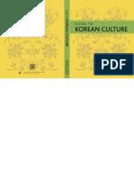 Guide to Korean Culture (English)