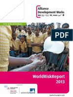 2013 World Risk Report